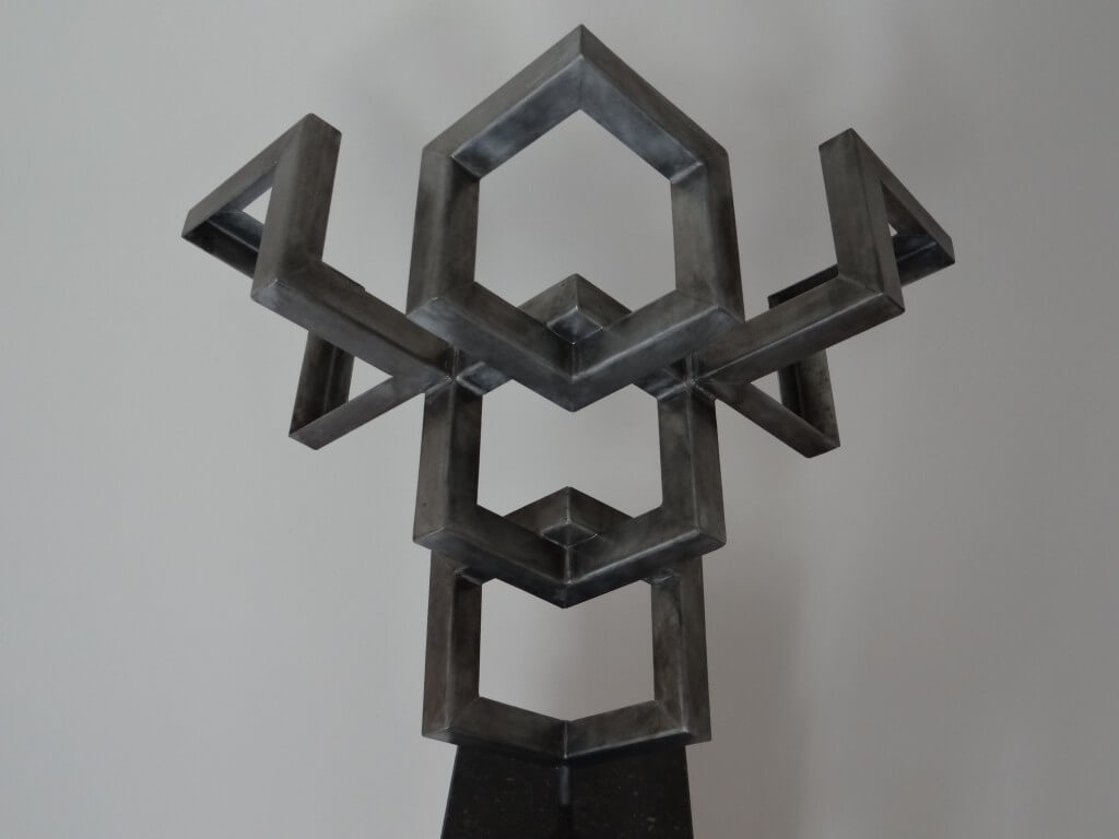 hexagon sculpture