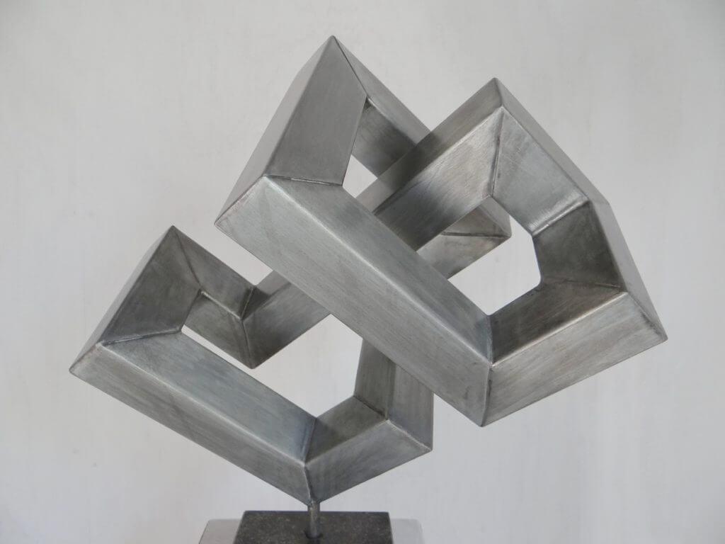 angled square IX