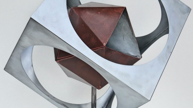 Expositie Beauty and Geometry